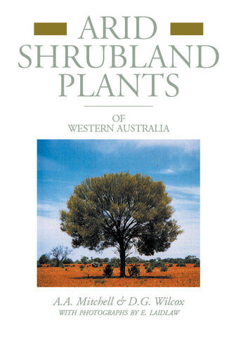 Arid Shrubland Plants
