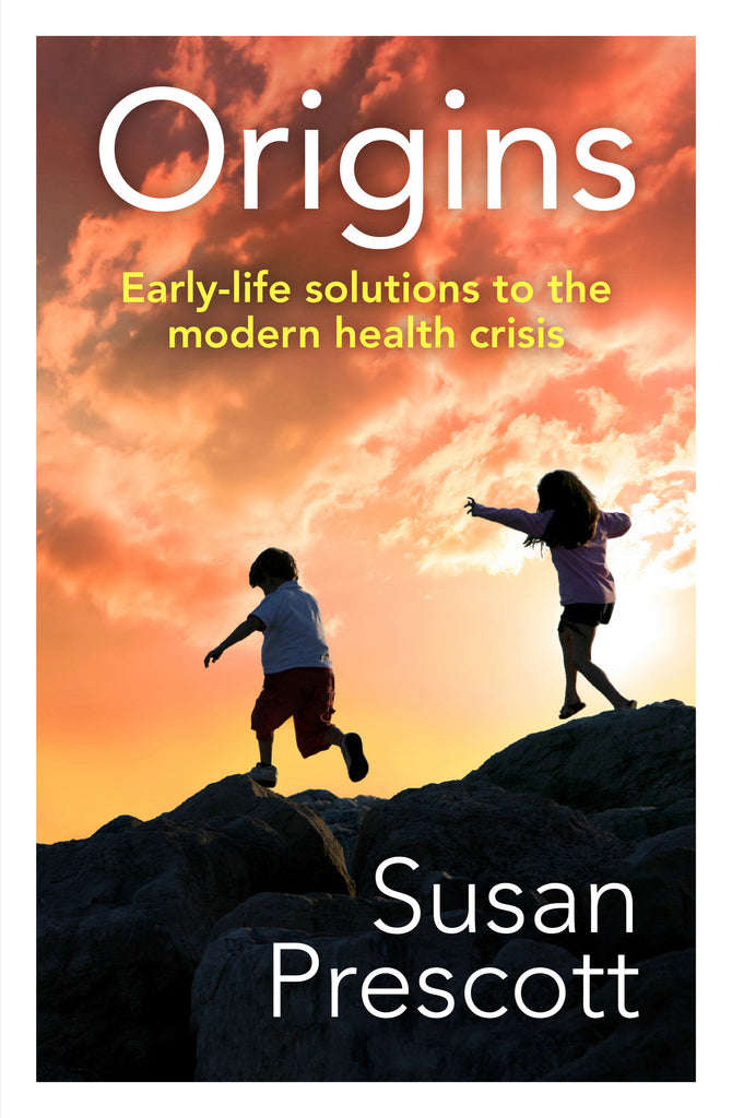 Origins: early-life solutions to the modern health crisis