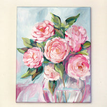 Load image into Gallery viewer, Camellia - 11 x 14