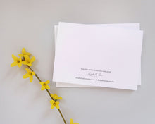 Load image into Gallery viewer, Nebraska Goldenrod note card set