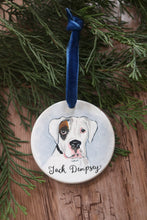 Load image into Gallery viewer, Custom hand-painted ornament