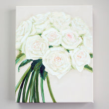 Load image into Gallery viewer, Custom painting of your bridal bouquet