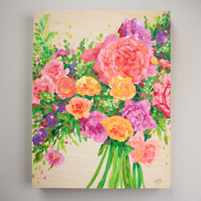 Load image into Gallery viewer, Confetti Garden - 11 x 14