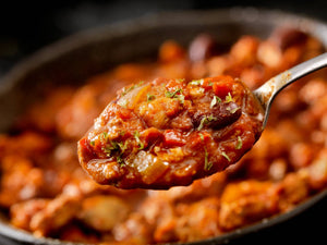 Mexene Turkey Chili With Beans