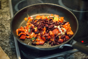 Vegetarian Chili with Anasazi Beans