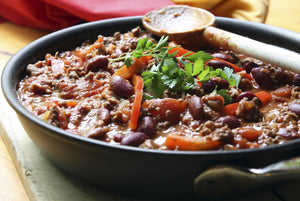 Ultimate Southwest Chili with Beans