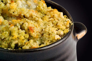 Cornbread Dressing with Morrisons Corn Kit