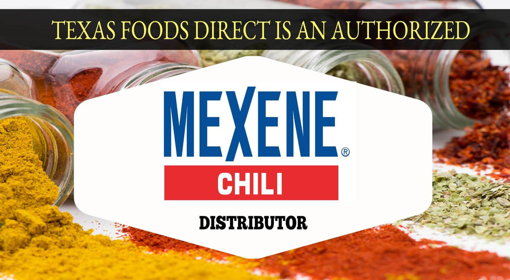 Mexene chili powder seller