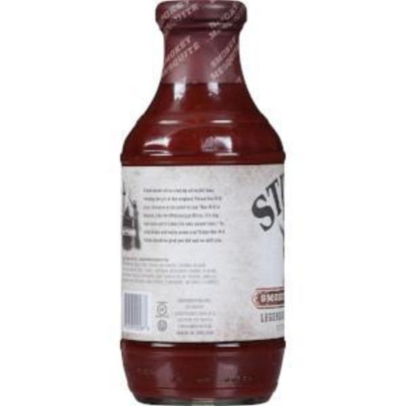 Stubb's Smokey Mesquite Legendary Bar-B-Q Sauce, 18 ounce