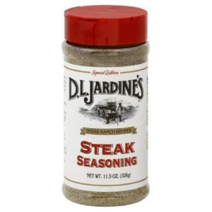 D.L. Jardines Texas-style Steak Seasoning, 11.5 oz