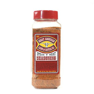 Great American Land & Cattle Steak Seasoning (Chef Size 32 oz)