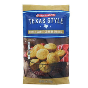 morrison texas style honey sweet cornbread mix