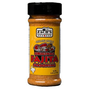 Zach's Original Fajita Seasoning