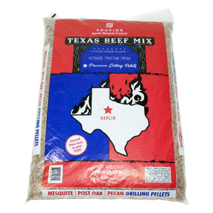 Shuping Pellets Beef Blend Oak Mesquite Pecan