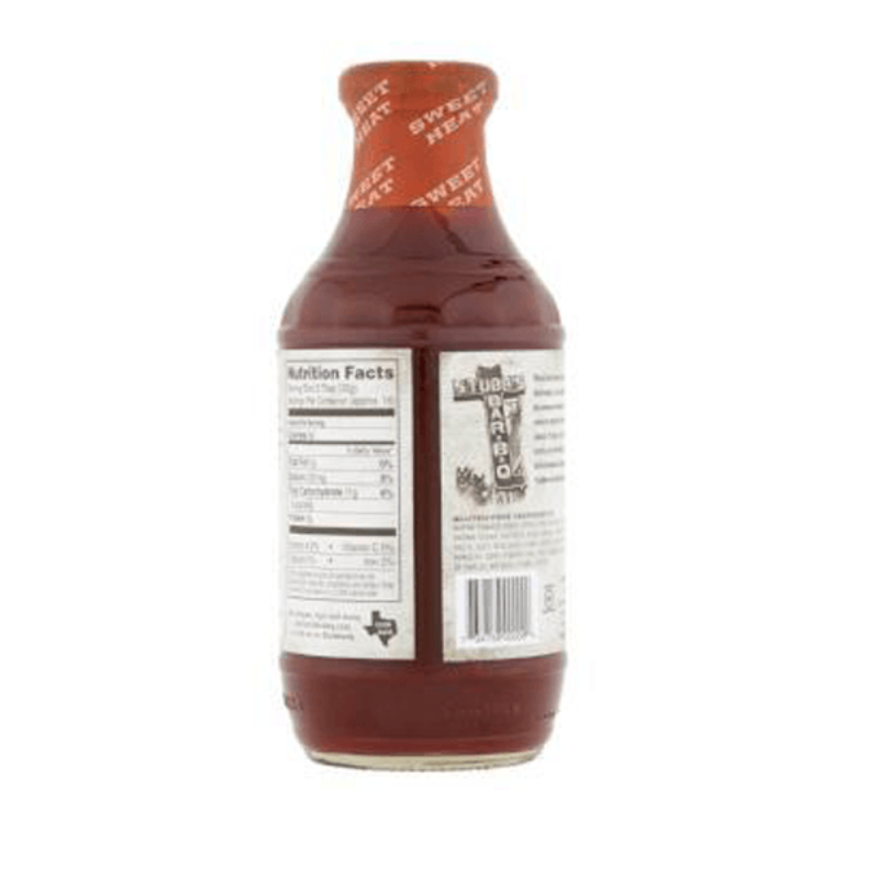 Stubb's Sweet Heat Legendary Bar-B-Q Sauce, 18 ounce