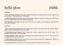 Load image into Gallery viewer, PRE SALE- Hello Glow Reparative At Home Facial Kit