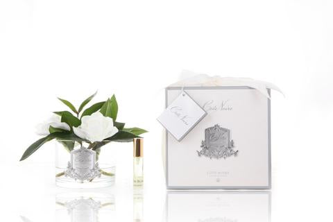 Cote Noire Perfumed Natural Touch Triple Gardenia - Clear - GMG03