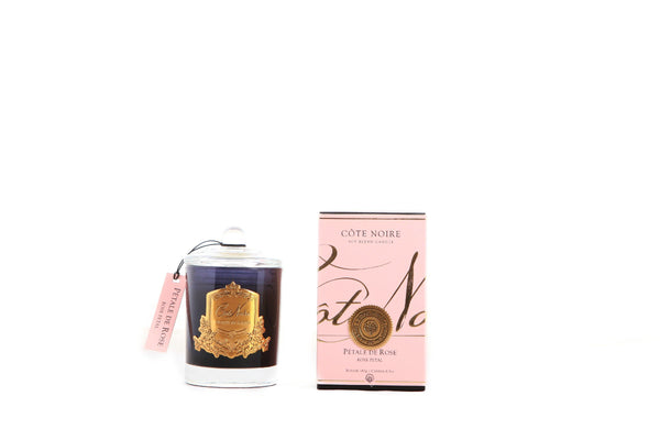 Rose Petal - Gold Badge Candles