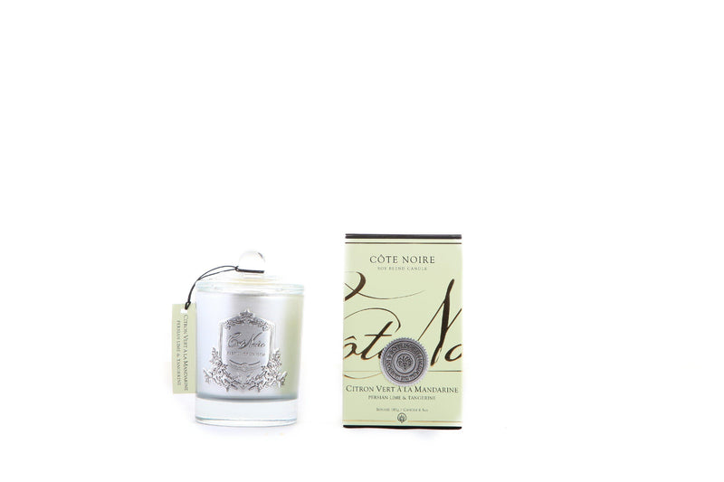 Persian Lime - Silver Badge Candles