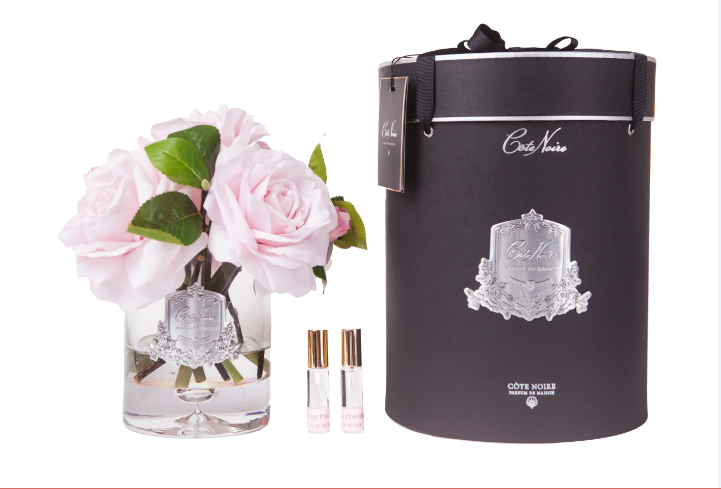 Cote Noire - Luxury Tea Rose - French Pink - LTR05