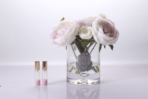 Cote Noire - Luxury Range Peonies - Antique Blush - LVR02