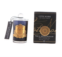 Cote Noire 75g Soy Blend Candle - French Morning Tea - Gold - GML07501
