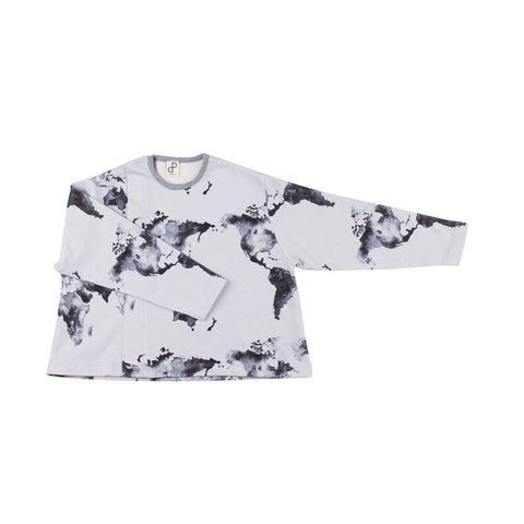 POPUP SHOP INGRID SHIRT IN ATLAS PRINT