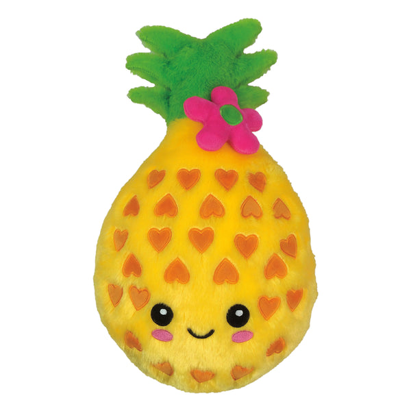 Furry Pineapple Pineapple Scented Pillow