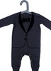 THE TINY UNIVERSE THE TINY BLACK VELVET BOW TIE TUX