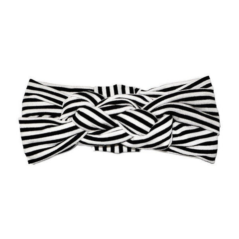RHYLA B & W STRIPE SAILOR KNOT