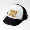 Mother Trucker Boss Girl Hat