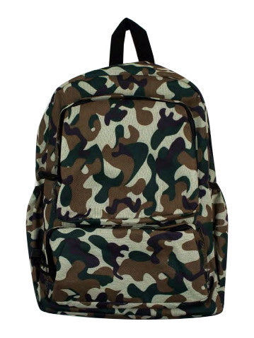 MILK & SODA DEXTER CAMO BACKPACK