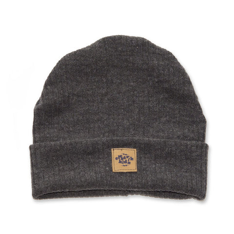 Electrik Kidz Beanie Hat - Charcoal