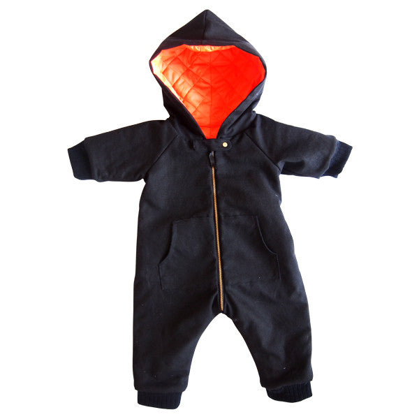 Electrik Kidz D'Automne Jumpsuit - Orange
