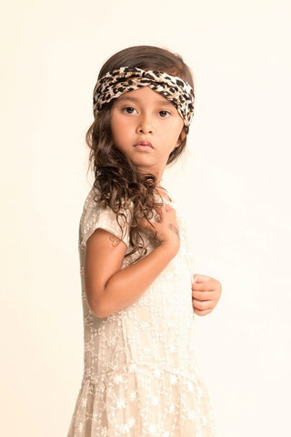 RHYLA GOLD LEOPARD TWIST