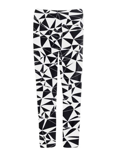 MINI SHATSU GEOMETRIC LEGGINGS