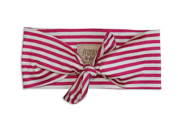 Frankie & Sue Stripe Headwrap