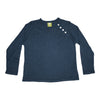NUI PETA SWEATER SEA 100% ORGANIC COTTON