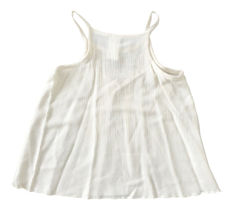 Sinai Kids Tank in Cream