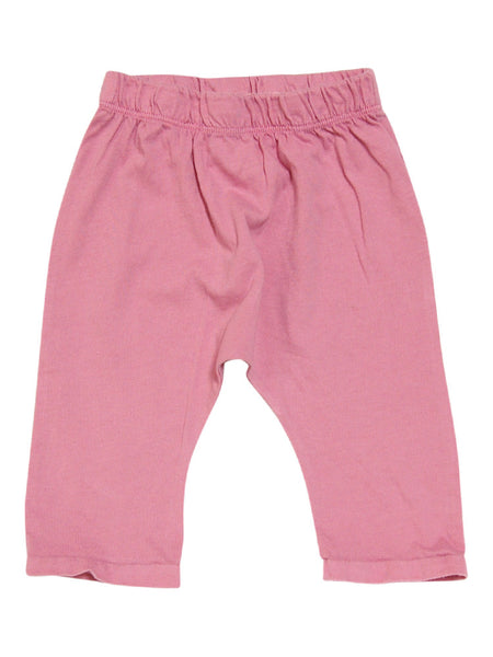 Go Gently Baby Little Baggy Pant - Rose