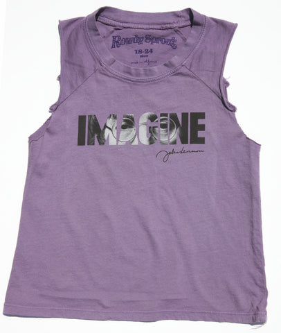 JOHN LENNON IMAGINE TOMBOY TANK