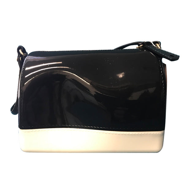 AMIANA DESIGNER MINI JELLY BLACK & WHITE