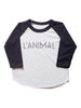 L'ANIMAL Baseball Raglan