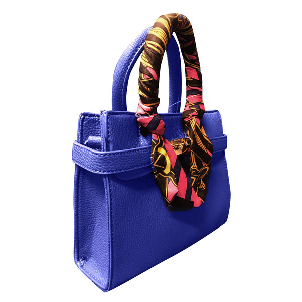 Chloe K Victoria Bag - Navy Blue
