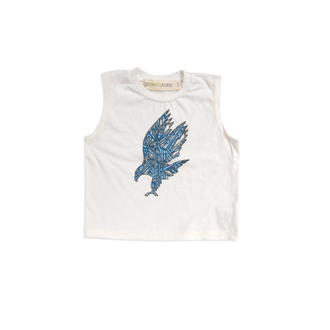 GO GENTLY BABY EAGLE SCREEN TEE