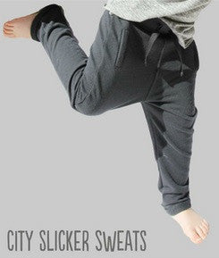 ROWDY SPROUT CITY SLICKER SWEATPANTS