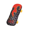 SK8 Skateboard 3D Microbead Pillow By Iscream
