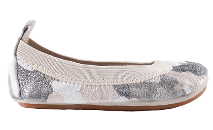 YOSI SAMRA SAMARA GLITTER CAMO LEATHER