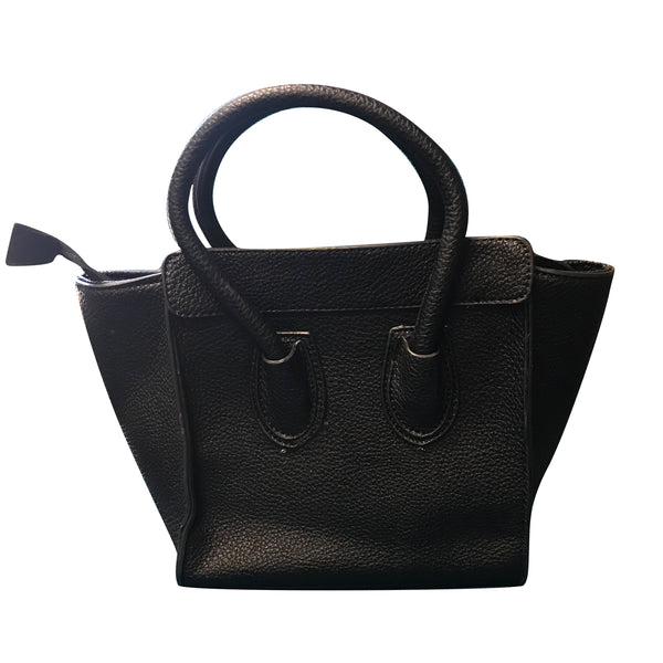 Celina Bag - Black & White