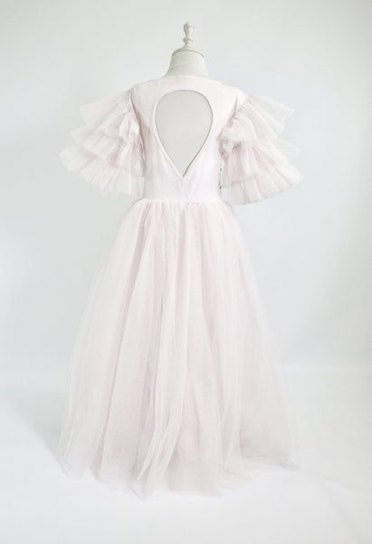 DOLLY BY LE PETIT TOM ® TITANIA TUTU DRESS BALLET PINK